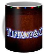 Tiffany And Co Coffee Mug