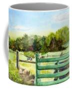 Tiffany Farms East Gate Coffee Mug