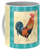 Tiffany Rooster 1 Coffee Mug by Debbie DeWitt
