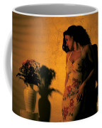 Tiffany Vase Coffee Mug