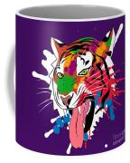 Tiger 11 Coffee Mug
