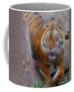 Tiger-5362-fractal Coffee Mug