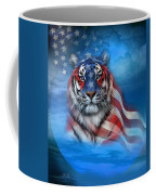 Tiger Flag Coffee Mug