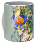 Tiger Lily In Dappled Light  Coffee Mug