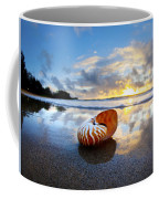 Tiger Nautilus Sunrise Coffee Mug