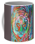 Tiger Stare Coffee Mug