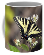 Tiger Swallowtail Butterfly 2a Coffee Mug