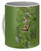 Tiger Swallowtail Coffee Mug