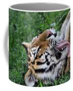 Tiger Tongue Coffee Mug