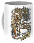 Tiger View Coffee Mug