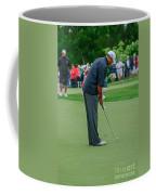 D12w-457 Tiger Woods Coffee Mug