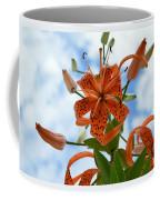 Tigers In The Clouds 8566 Coffee Mug