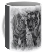 Tigers Photo Art 01 Coffee Mug