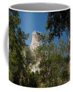 Tikal Pyramid 4a Coffee Mug