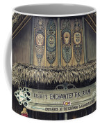 Tiki Room Adventureland Disneyland Coffee Mug