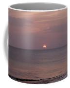Tiki Sunset 3 Coffee Mug
