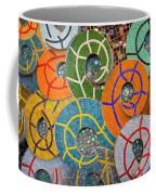 Tiled Swirls Coffee Mug