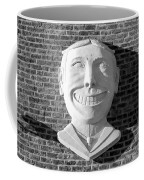 Tillie Of Coney Island In Black And White Coffee Mug