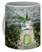 Tilted Reality Coffee Mug
