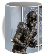 Tim Tebow Uf Heisman Winner Coffee Mug by Lynn Palmer