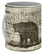 Timber Lake Lodge Coffee Mug