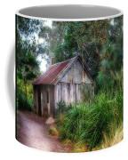 Timber Shack Coffee Mug by Kaye Menner