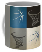 Timberwolves Ball And Hoop Coffee Mug