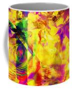 Time As An Abstract Coffee Mug