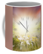 Time Blurred Coffee Mug