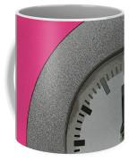 Time Clicks On Coffee Mug