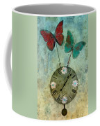 Time Flies Coffee Mug by Aimelle