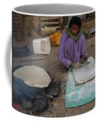 Time For Baking Bread Sinai Desert Egypt Coffee Mug