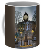Time For Justice Coffee Mug