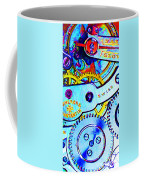 Time In Abstract 20130605 Long Coffee Mug