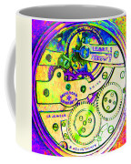Time In Abstract 20130605m144 Square Coffee Mug
