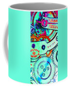 Time In Abstract 20130605m36 Long Coffee Mug