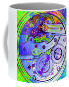 Time In Abstract 20130605m36 Square Coffee Mug