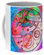 Time In Abstract 20130605p144 Square Coffee Mug