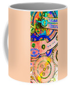 Time In Abstract 20130605p180 Long Coffee Mug