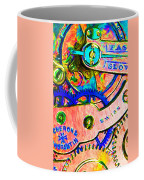 Time In Abstract 20130605p180 Coffee Mug