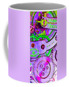 Time In Abstract 20130605p72 Long Coffee Mug