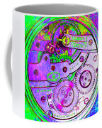 Time In Abstract 20130605p72 Square Coffee Mug