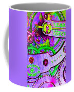 Time In Abstract 20130605p72 Coffee Mug