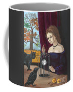 Time In The Cage Coffee Mug