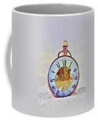 Time In The Sand Coffee Mug