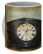 Time Is Fleeting Coffee Mug