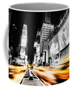 Time Lapse Square Coffee Mug