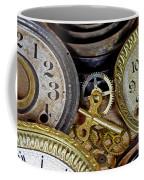 Time Long Gone Coffee Mug by Tom Gari Gallery-Three-Photography