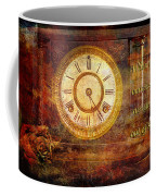 Time Marching Coffee Mug