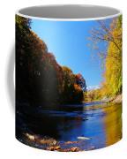 Time Moving On Coffee Mug